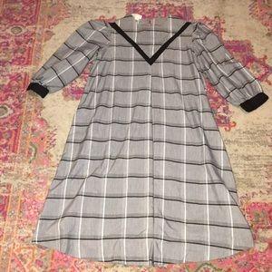 Vintage Dresses - Vintage Sailor Shift Dress